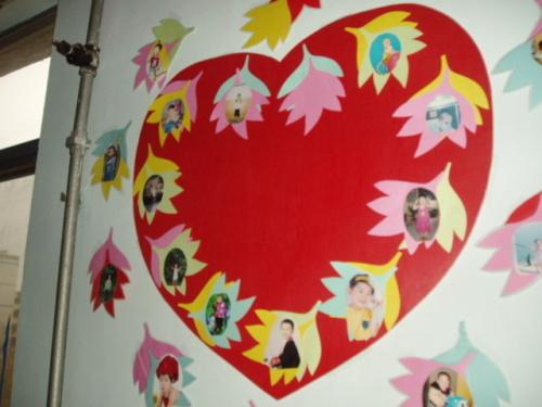 [原创]合作的艺术结晶----幼儿园墙饰图片集锦-巧手