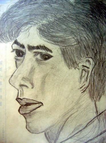 我曾经的铅笔画