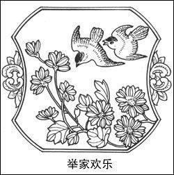 中国传统纹样图案大全】  吉祥寓意的古钱币图案-传统图案|纹样矢量图图片
