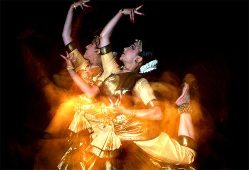 印度古典舞介绍图片