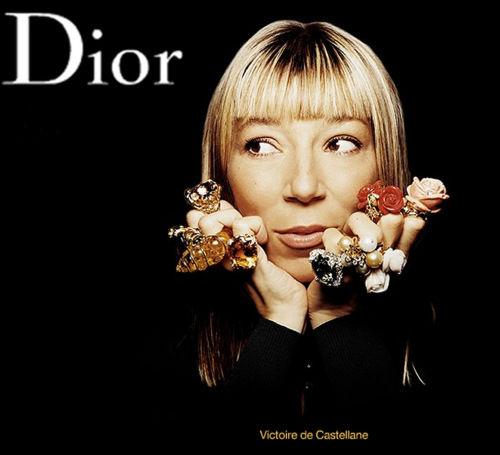 dior首席美女珠宝设计师传奇(转)