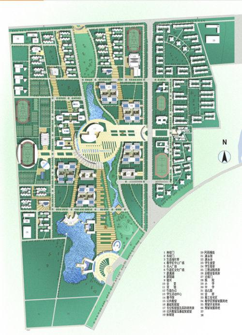 西工大长安校区平面图-我的大学 搜狐网友3436325的博客 我的搜狐