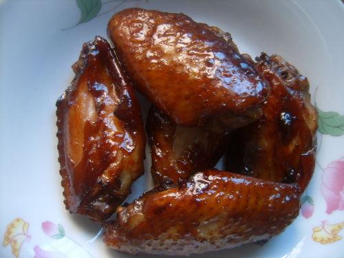 烤箱烤鸡翅温度和时间