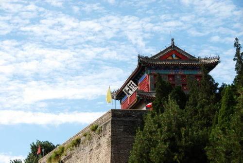 兴城——围屏——山海关——秦皇岛