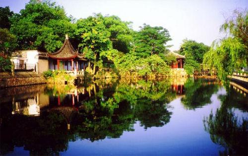 苏州古典园林介绍之三-----沧浪亭