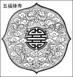[转载]中国传统吉祥寓意图案(二)(2014-05-04 22:29) 转载 ▼ 标签图片