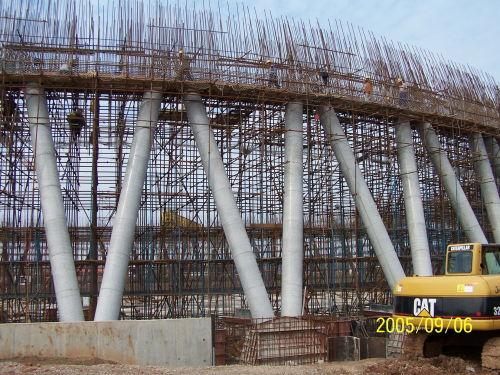 柱子曲线 钢结构规范