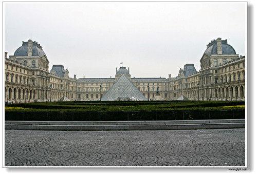 法国巴黎著名建筑及名胜